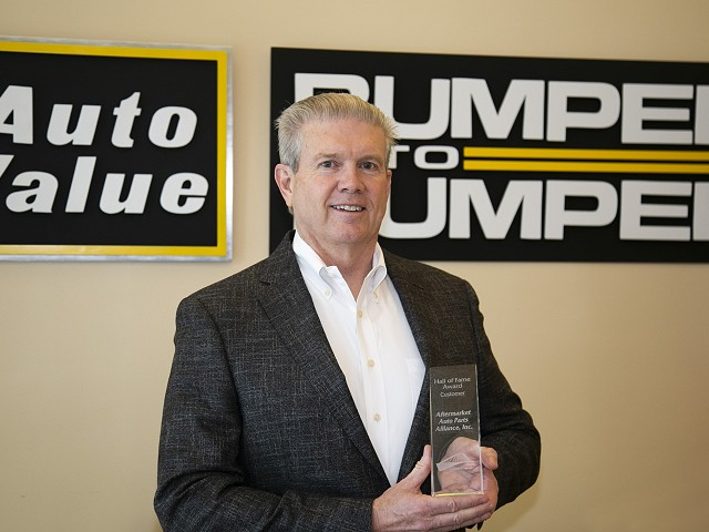 Aftermarket Auto Parts Alliance inducted into the GCommerce Hall of Fame