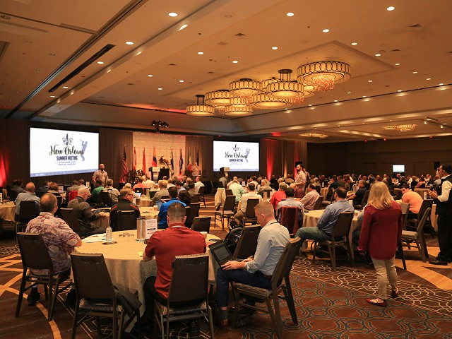 Alliance Wraps Up Summer Shareholder Meeting and  Hosts Information Technology Meeting